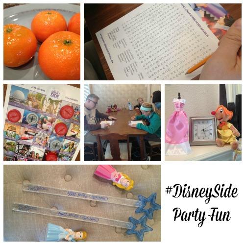 #DisneySide Party Fun