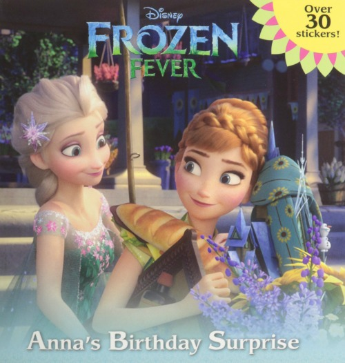 Anna, Elsa And More! #FrozenFever