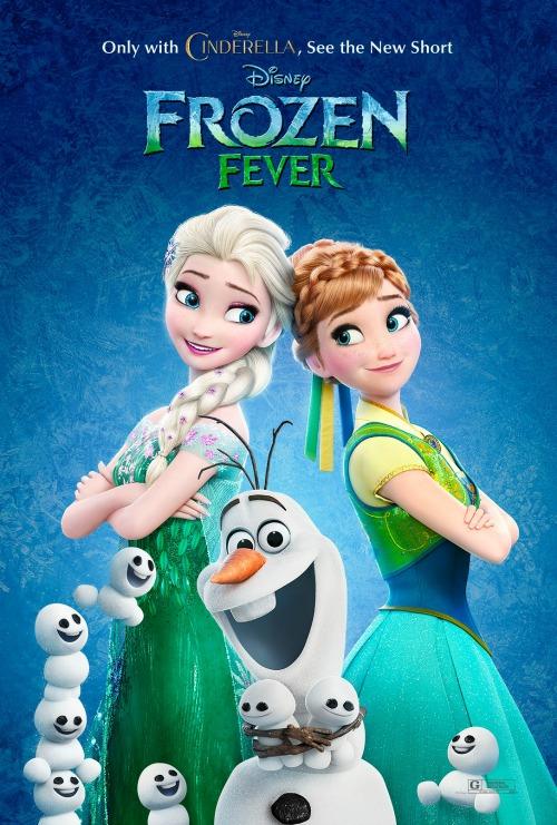 Frozen Fever before Cinderella