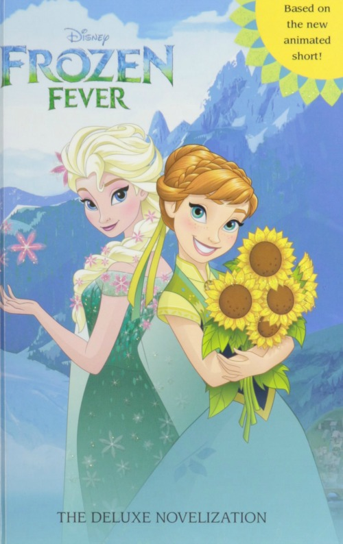 New Frozen Fever Books Anna Elsa And More Frozenfever