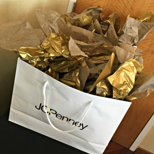 JCPenney Glam Ball Gift