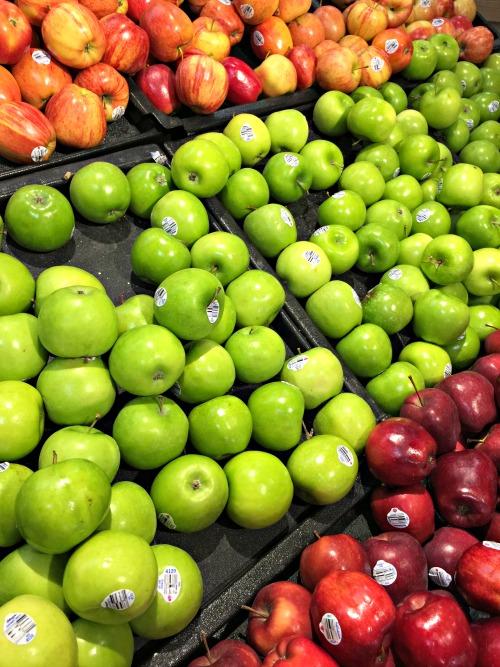 Market Street Apples