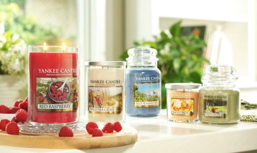 Yankee Candle 2015 Spring collection