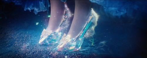 cinderella glass slippers film image