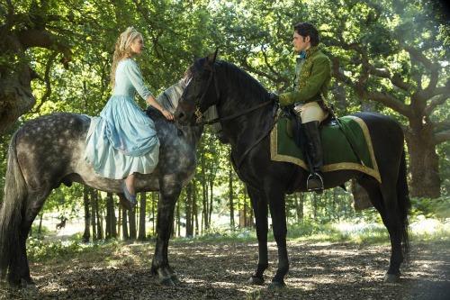 cinderella meets her prince