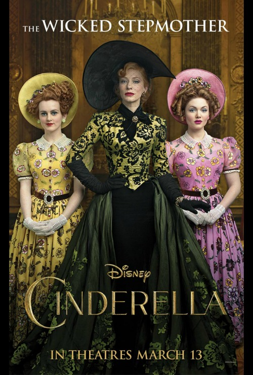 cinderella's wicked stepmother