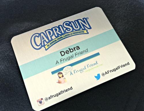 Capri Sun Ambassador