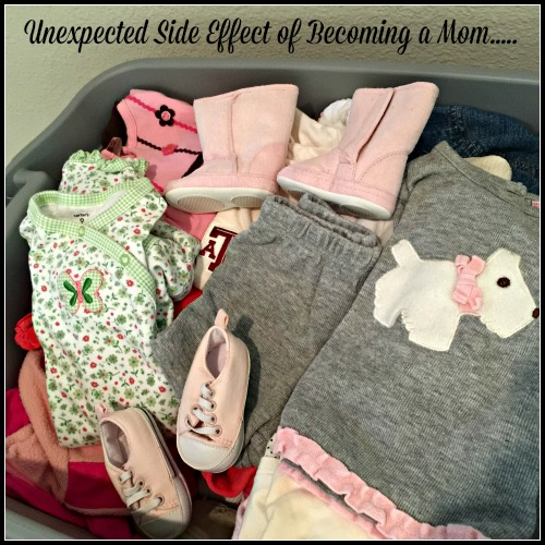 Unexpected Side Effect of Becoming a Mom