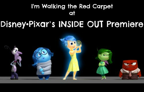 Inside Out Red Carpet Premiere