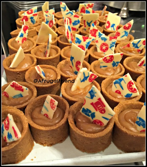 Star Wars Cinnamon Apple Tarts
