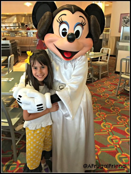 Star Wars Minnie Princess Leia