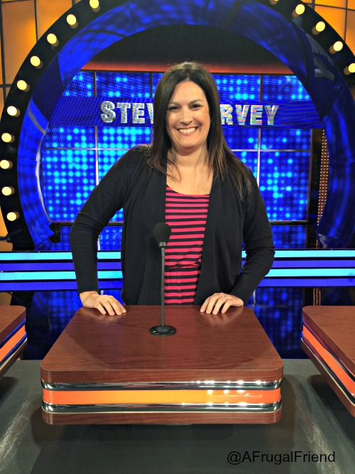 A Look Behind The Scenes Of Celebrity Family Feud