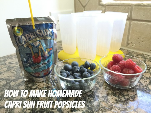 How to Make Homemade Popsicles