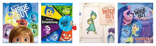 Inside Out Book Variety