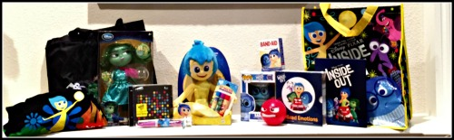 Inside Out Gift Bag Items