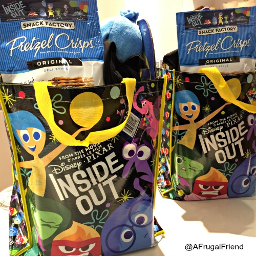 Inside Out Gift Bags