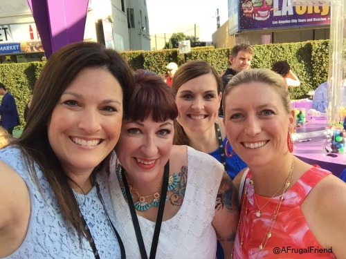 Inside Out Premiere Bloggers