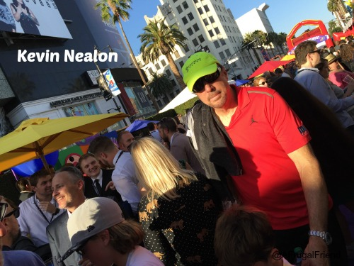 Inside Out Premiere Kevin Nealon