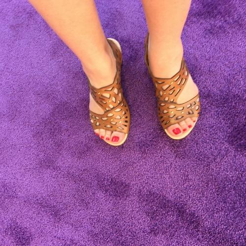 Inside Out Premiere Purple Carpet