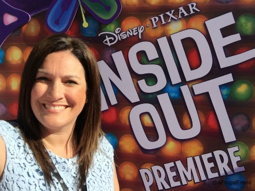 Inside Out Red Carpet Premiere I'm Here