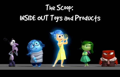 Inside Out Toys and and Products