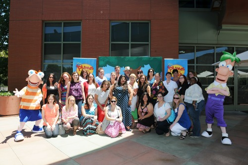 Phineas and Ferb Group #PhineasandFerbEvent