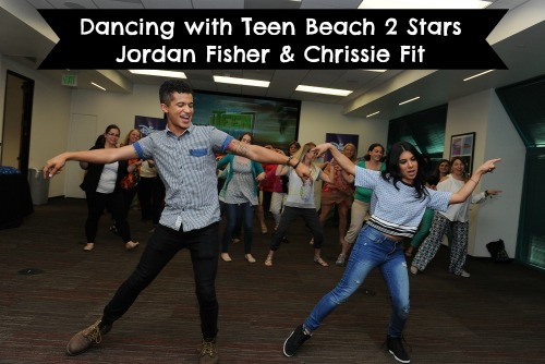 Teen Beach 2 Dance Lesson