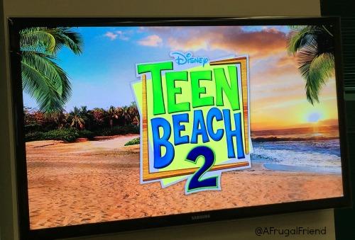 Teen Beach 2 Screening
