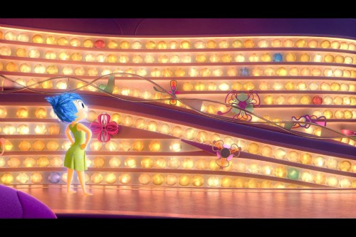 inside out memories at headquarters