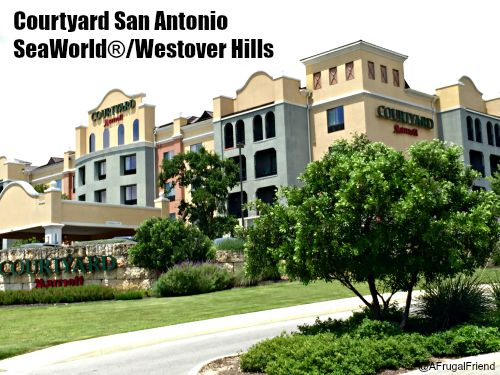 Courtyard Marriott San Antonio SeaWorld