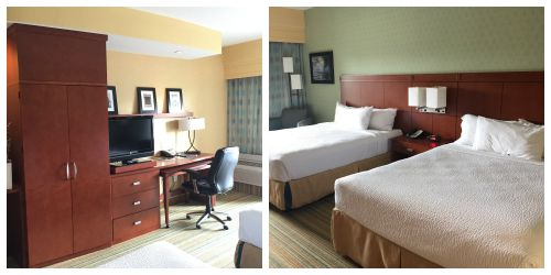Courtyard Marriott San Antonio Room
