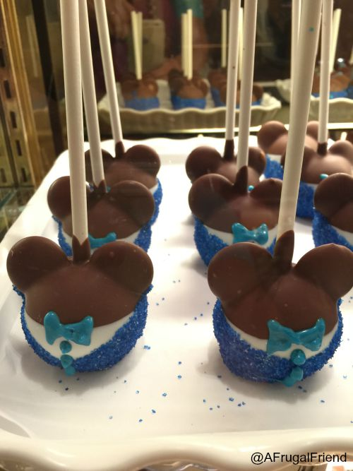 Disney Diamond Celebration Treats