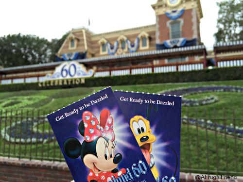 Disneyland 60th Celebration Visit