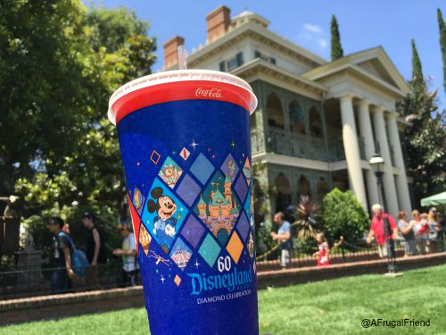 Disneyland 60th Cups