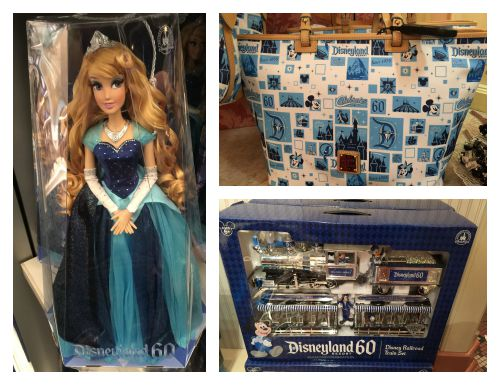 Disneyland 60th Merchandise