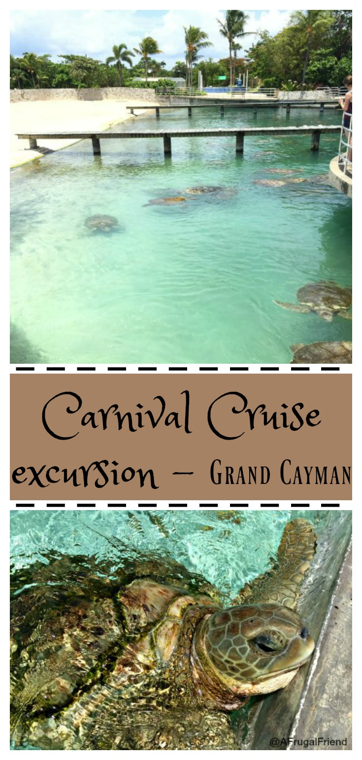 Carnival Cruise excursion - Grand Cayman