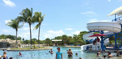 Cayman Turtle Farm Childrens Play Pool