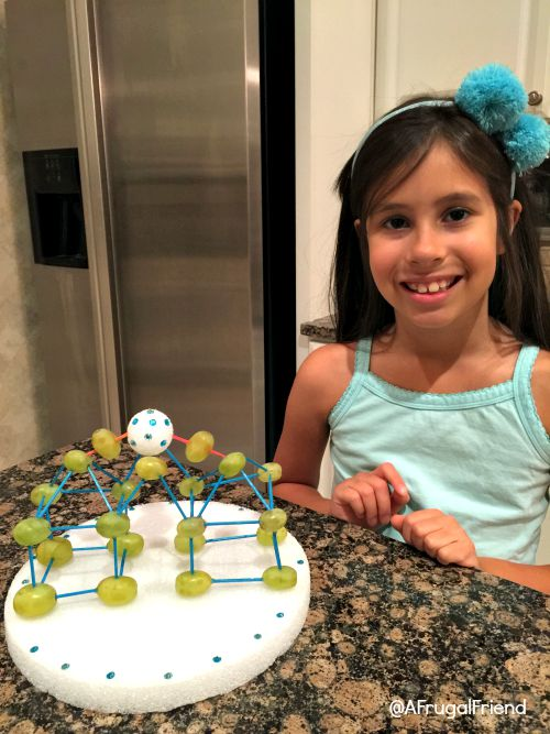 Disney Frozen Inspired Stem Activity