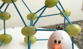 Disney Frozen-inspired STEM Activity