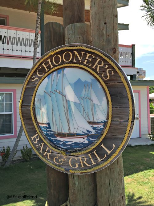 Schooner's Bar & Grill Grand Cayman