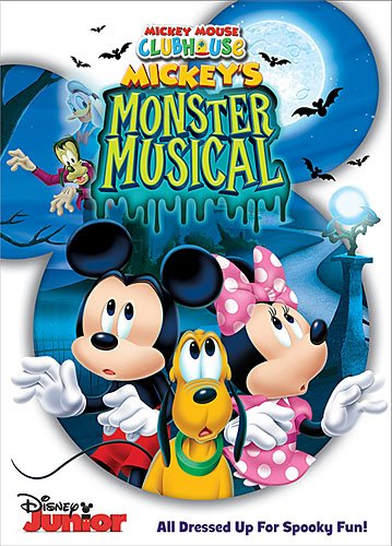 MICKEY MOUSE CLUBHOUSE MICKEY'S MONSTER MUSICAL