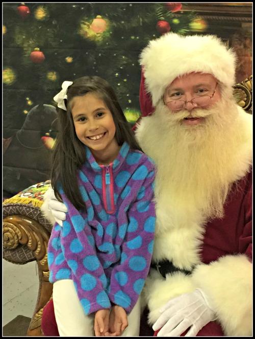 TMS Gift of Lights Santa's Village