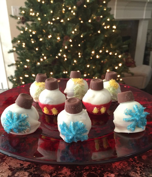 Disney OREO Cookie Ball Ornaments