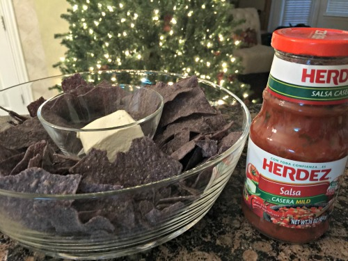 Easy Mexican Appetizer Dip