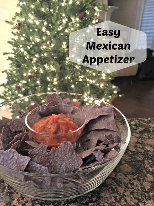 Easy Mexican Appetizer