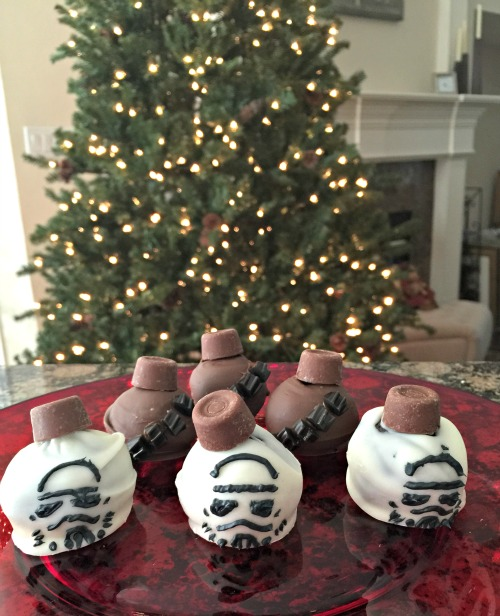 Star Wars OREO Cookie Ball Ornaments