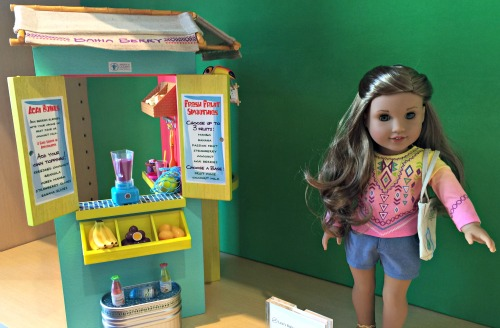 American Girl Lea's Fruit Stand