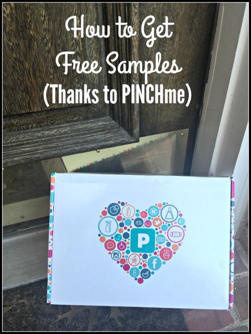 PinchMe Sample Box