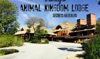 Disney's Animal Kingdom Lodge – Secrets Revealed