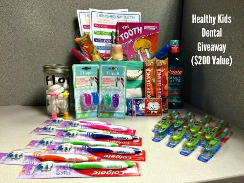 Healthy Kids Dental Giveaway